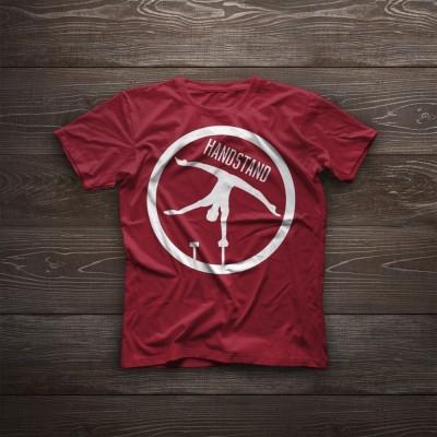 T-shirt 'Handstand'