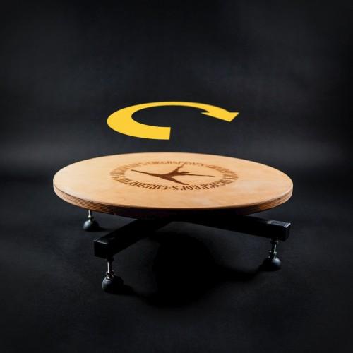 Rotating Handstand Platform
