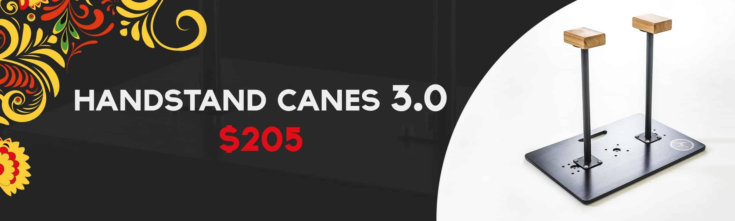 Handstand Canes